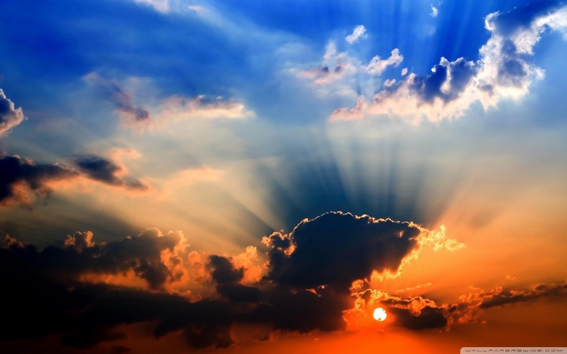 Myšlienky sú ako oblaky